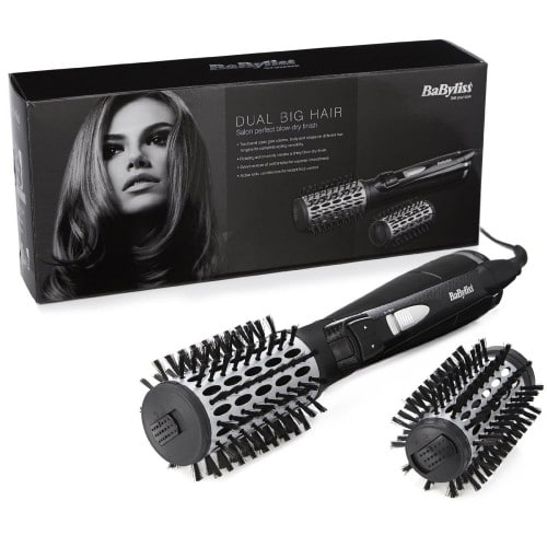 Babyliss Big Hair Spinning Brush Dual