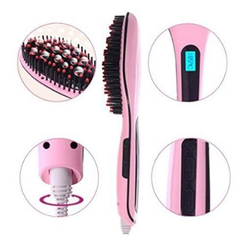 Acevivi Brush Straightener Functions