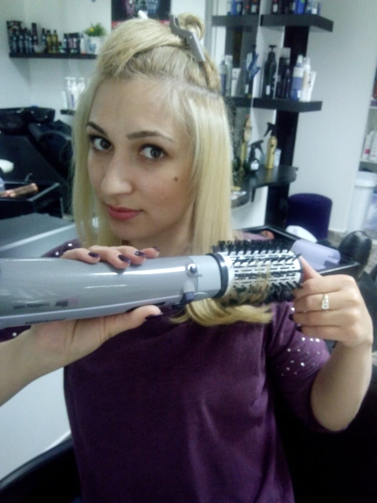 Babyliss Big Hair Spinning Brush Review