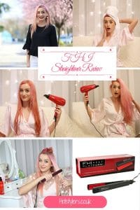 FHI straighteners review - Getting straighten out!