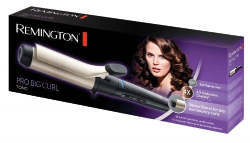 Remington Pro Big Curl large barrel curling wand