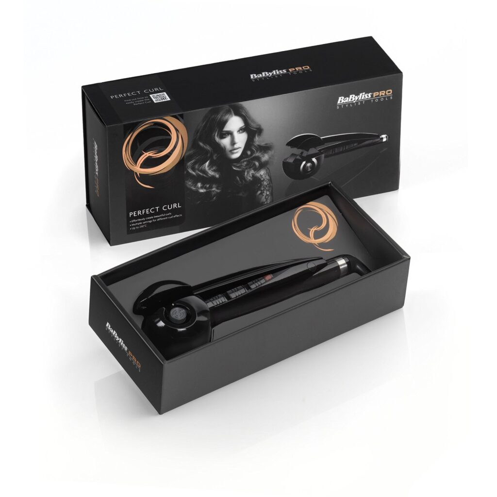 BaByliss Pro Perfect Curl hair curling machine