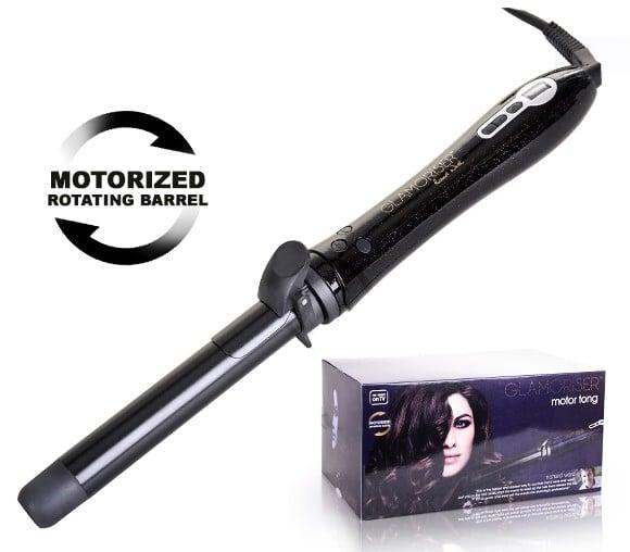 Diva automatic hair curler