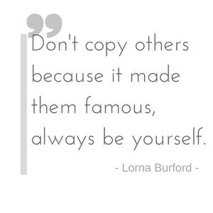 Quote Lorna