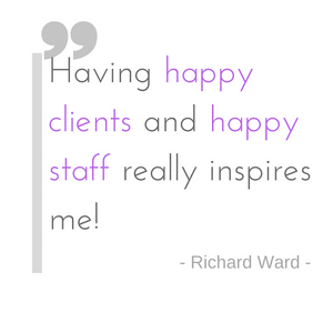 Quote Richard Ward