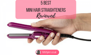 5 Best Mini Hair Straighteners | Expert reviews