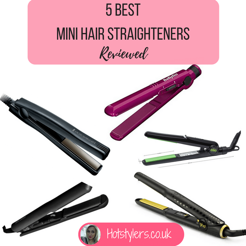 Best Travel Hair Straightener