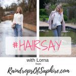 Meet Raindrops of Sapphire's blogger Lorna Burford