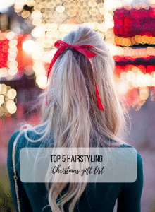 Top 5 Hairstyling Christmas Gifts List