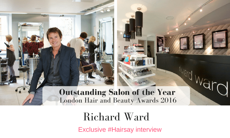 Richard Ward #Hairsay interview