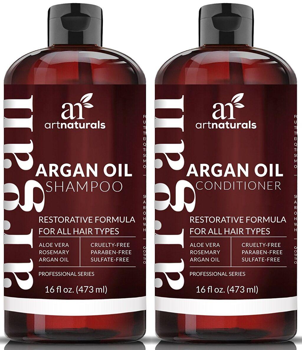 Best Argan Oil Hair Products Argan Oil Reviews images
