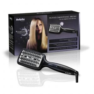 BaByliss Diamond Heated Smoothing Brush Review