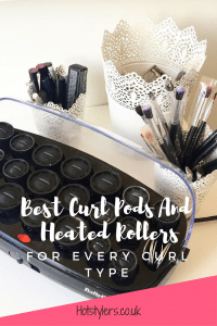 Best curl pods and heated rollers for every curl type