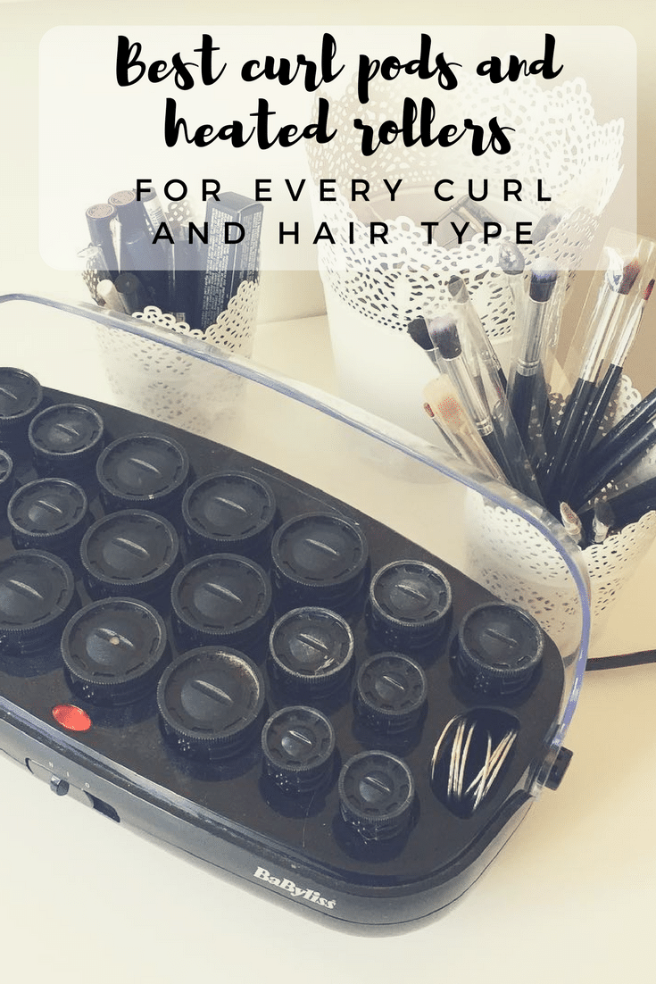Best curl pods and heated rollers for every hair type