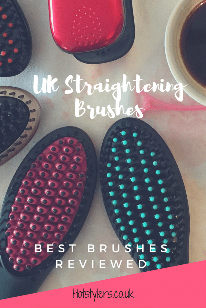 Best uk straightening brushes reviewed