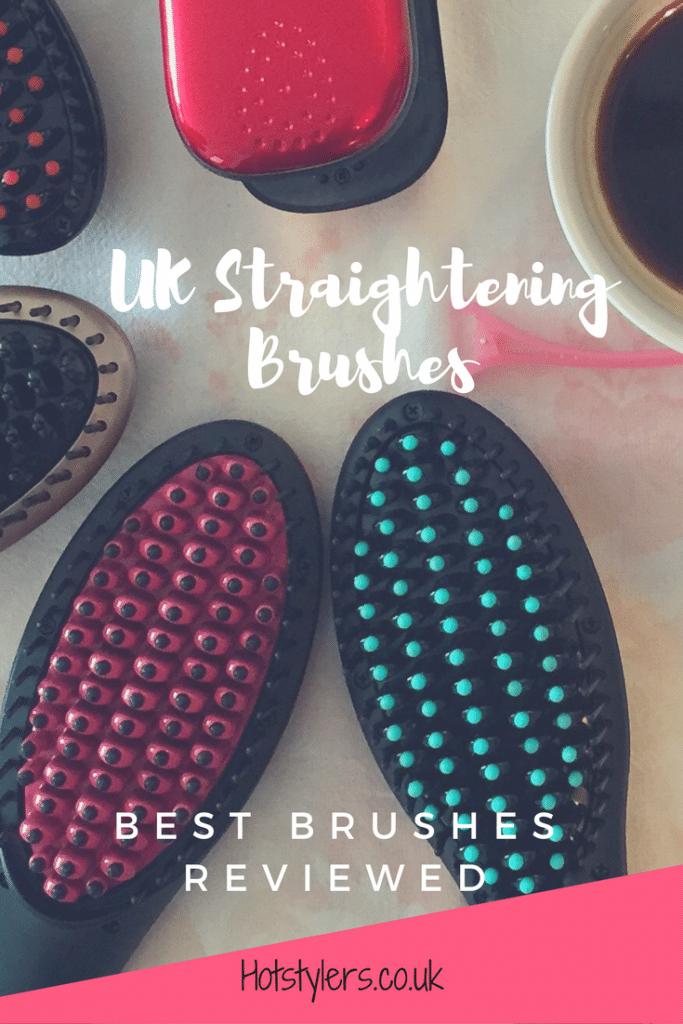 Best uk straightening brushes reviewed