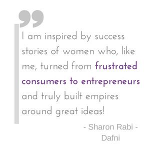 Quote Sharon Rabi Dafni Hair
