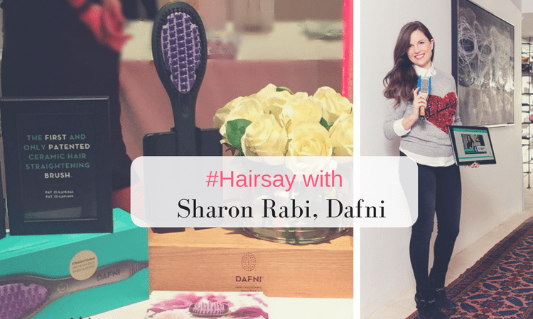 Sharon Rabi Dafni #Hairsay Interview (1)